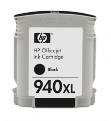 Cartucho HP 940XL Negro, 2200 Páginas