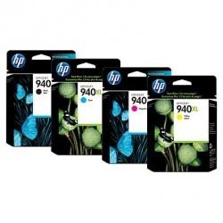 Cartucho HP 940XL Cyan, 1400 Páginas ― ¡Compra y recibe $25 pesos de saldo para tu siguiente pedido!