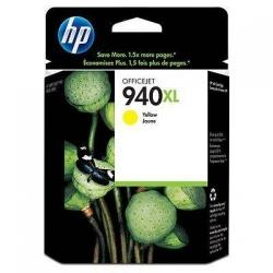 Cartucho HP 940XL Amarillo, 1400 Páginas ― ¡Compra y recibe $30 pesos de saldo para tu siguiente pedido!