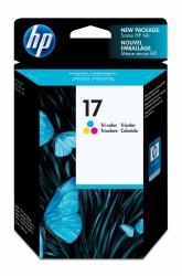 Cartucho HP 17 Tricolor, 4480 Páginas