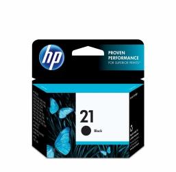 Cartucho HP 21 Negro, 190 Páginas