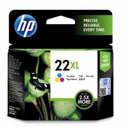 Cartucho HP 22XL Tricolor, 415 Páginas