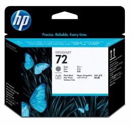 Cabezal HP 72 Gris/Negro Fotográfico