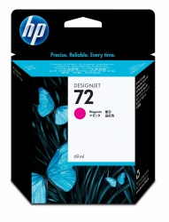 Cartucho HP 72 Magenta 69ml