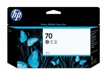 Cartucho HP 70 Gris 130ml