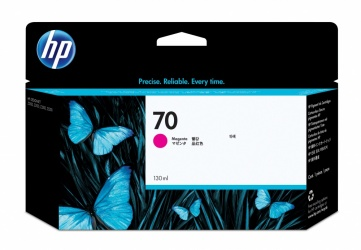 Cartucho HP 70 Magenta 130ml