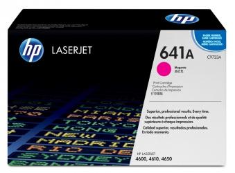 Tóner HP 641A Magenta, 8000 Páginas