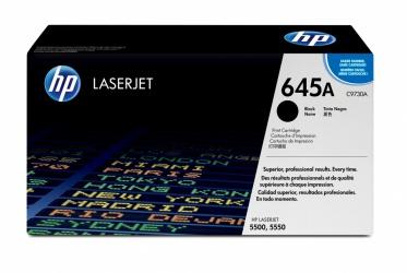 Tóner HP 645A Negro, 13.000 Páginas