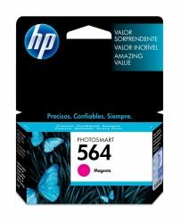 Cartucho HP 564 Magenta, 300 Páginas