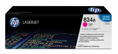 Toner HP 824A Magenta, 21.000 Páginas