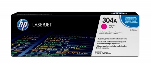 Tóner HP 304A Magenta, 2800 Páginas ― ¡Compra y recibe $115 pesos de saldo para tu siguiente pedido!