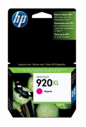 Cartucho HP 920XL Magenta, 700 Páginas