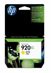 Cartucho HP 920XL Amarillo, 700 Páginas