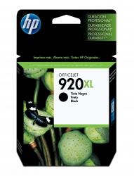 Cartucho HP 920XL Negro, 1200 Páginas