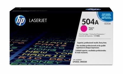Tóner HP 504A Magenta, 7000 Páginas ― ¡Compra y recibe $270 pesos de saldo para tu siguiente pedido!