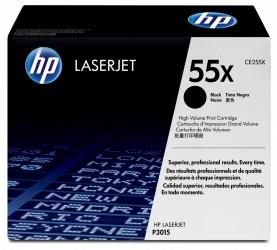 Tóner HP 55X Negro, 12.500 Páginas