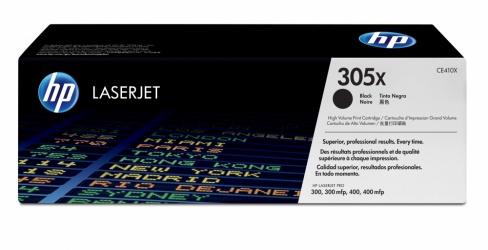 Tóner HP 305X Negro, 4000 Páginas ― ¡Compra y recibe $105 pesos de saldo para tu siguiente pedido!