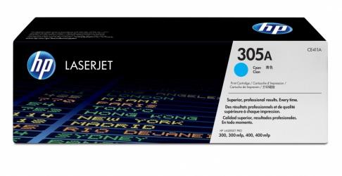 Tóner HP 305A Cyan, 2600 Páginas ― ¡Compra y recibe $120 pesos de saldo para tu siguiente pedido!