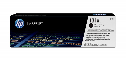Tóner HP 131X Negro, 2400 Páginas