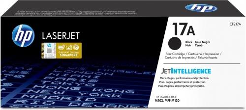 Tóner HP CF217A Negro, 1600 Páginas ― ¡Compra y recibe $70 pesos de saldo para tu siguiente pedido!
