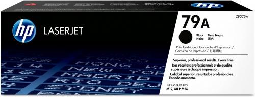 Tóner HP 79A Negro, 1000 Páginas
