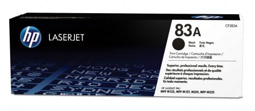 Tóner HP 83A Negro, 1500 Páginas