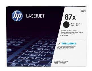 Tóner HP 87X Negro, 18.000 Páginas ― ¡Compra y recibe 5% del valor de este producto en saldo para tu siguiente pedido!