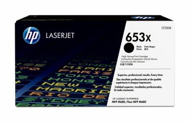 Tóner HP 653X Negro, 20.000 Páginas