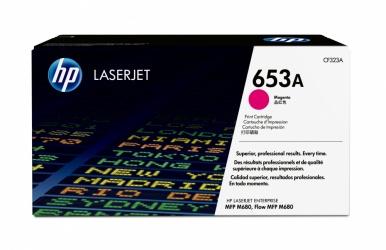 Tóner HP 653A Magenta, 16.000 Páginas
