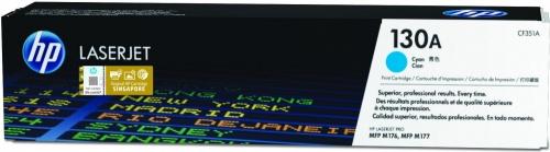 Tóner HP 130A Cyan, 1000 Páginas ― ¡Compra y recibe 5% del valor de este producto en saldo para tu siguiente pedido!