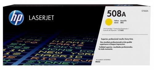 Tóner HP 508A Amarillo, 5000 Páginas ― ¡Compra y recibe 5% del valor de este producto en saldo para tu siguiente pedido!