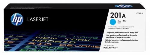 Toner HP 201A Cyan, 1400 Páginas ― ¡Compra y recibe $85 pesos de saldo para tu siguiente pedido!