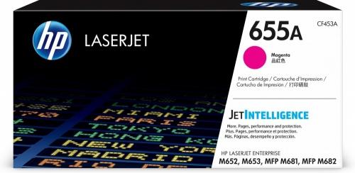 Toner HP 655A Magenta, 10.500 páginas