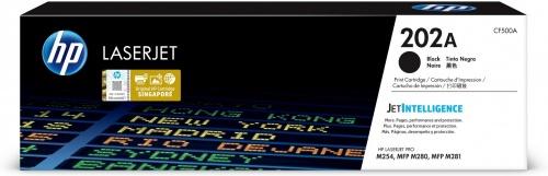 Tóner HP 202A Negro, 1400 Páginas ― ¡Compra y recibe $65 pesos de saldo para tu siguiente pedido!