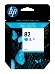 Cartucho HP 82 Cyan 28ml
