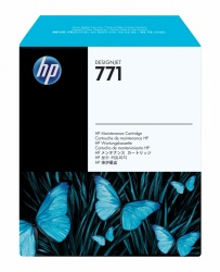 HP Cartucho de Mantenimiento 771