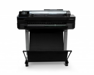 Plotter HP ePrinter Designjet T520 24'', Color, Inyección, Print