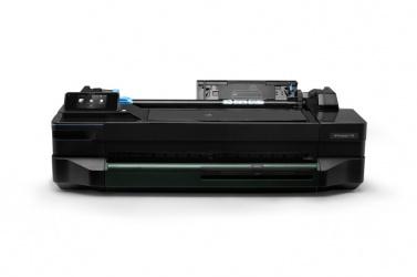 Plotter HP Designjet T120 24'', Color, Inyección, Inalámbrico, Print