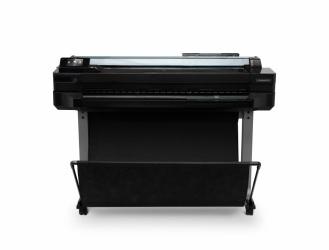 Plotter HP DesignJet T520 36'', Color, Inyección, Print