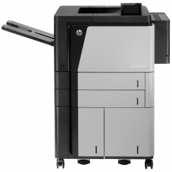 HP LaserJet Enterprise M806x+, Blanco y Negro, Laser, Print