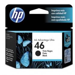 Cartucho HP 46 Negro, 1500 Páginas