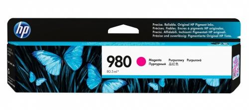 Cartucho HP 980 Magenta, 6600 Páginas ― ¡Compra y recibe 5% del valor de este producto en saldo para tu siguiente pedido!