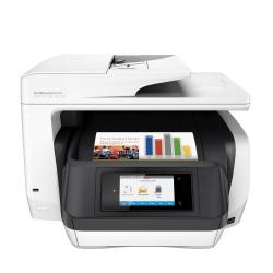 Multifuncional HP OfficeJet Pro 8720, Color, Inyección, Inalámbrico, Print/Scan/Copy/Fax