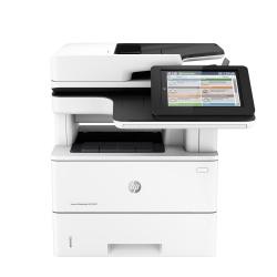 Multifuncional HP LaserJet Enterprise MFP M527dn, Blanco y Negro, Láser, Print/Scan/Copy