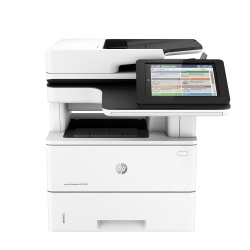 Multifuncional HP LaserJet Enterprise Flow M527c, Blanco y Negro, Láser, Print/Scan/Copy/Fax