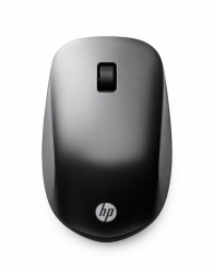 Mouse HP Slim Bluetooth, Inalámbrico, 1200DPI, Negro