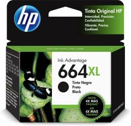 Cartucho HP 664XL Alto Rendimiento Negro, 480 Páginas