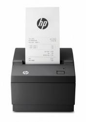 HP PUSB, Impresora de Tickets, Térmica Directa, 203 x 203 DPI, USB, Negro