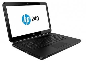 Laptop HP 240 G2 14'', Intel Celeron N2810 2.00GHz, 2GB, 320GB, Windows 8.1 64-bit, Negro