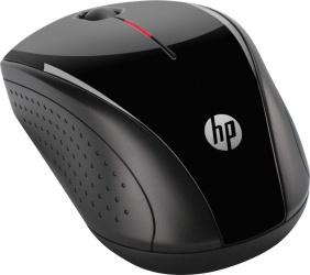 Mouse HP Óptico X3000, Inalámbrico, USB, 1200DPI, Negro